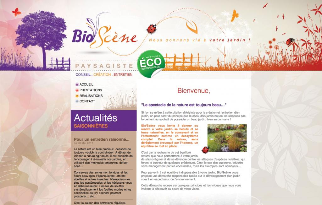 Bio-Scène.fr création 35mm