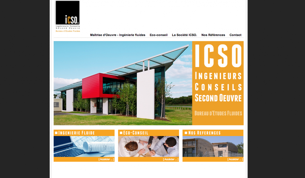 Bureau d'étude ISCO